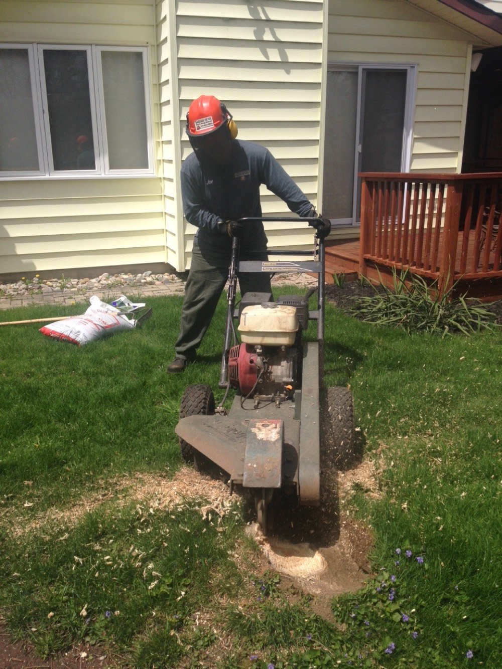 Stump Removal St Thomas