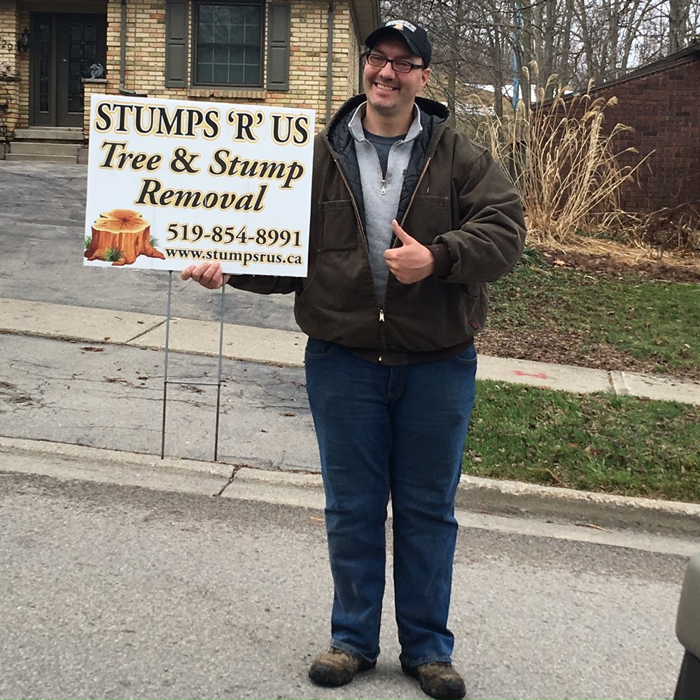 Stumps R Us Tree Service Testimonials