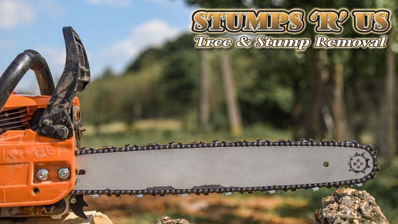 Stumps'R'Us Saw